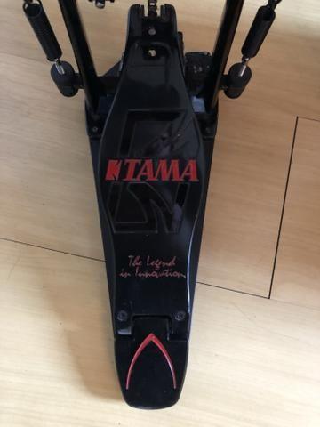 Pedal duplo Tama Iron Cobra - Foto 2