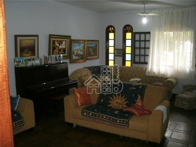 Casa residencial para venda e locação, piratininga, niterói - ca0038. - Foto 9