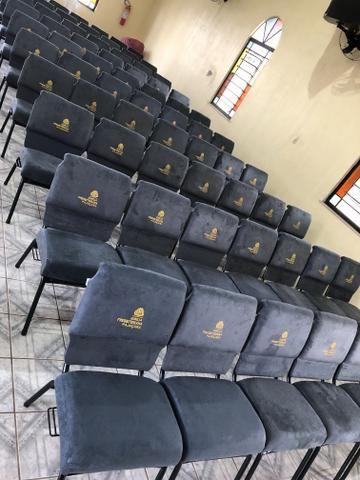 Cadeira para igreja e Auditorio - Foto 5