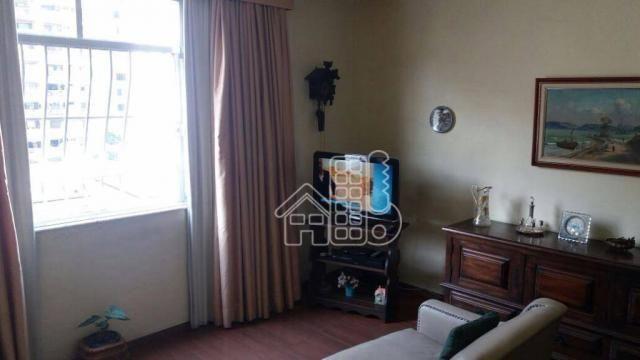 Apartamento residencial à venda, Icaraí, Niterói. - Foto 8