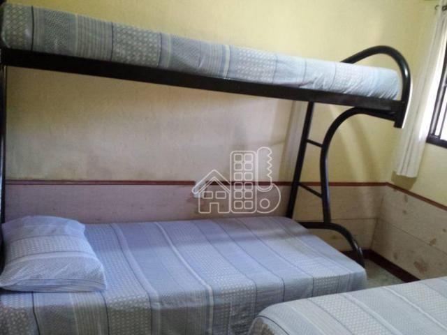 Casa com 3 dormitórios à venda, 350 m² por R$ 400.000,00 - Itaipuaçu - Maricá/RJ - Foto 17