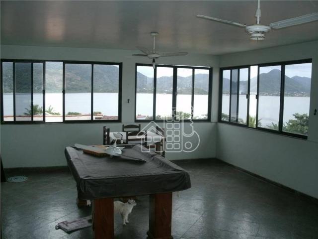 Casa residencial para venda e locação, piratininga, niterói - ca0038. - Foto 18