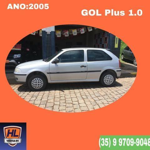 Gol Plus 1.0 - Foto 3