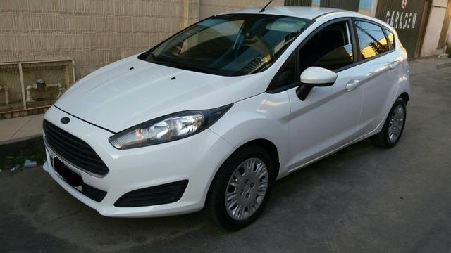 New Fiesta Hatch 1.5 2014