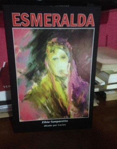 livro esmeralda de zibia gasparetto
