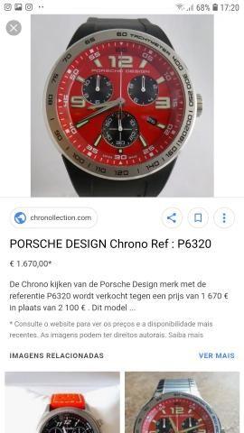 3c2afd33c9a Relógio Porsche Design P6320 - Bijouterias