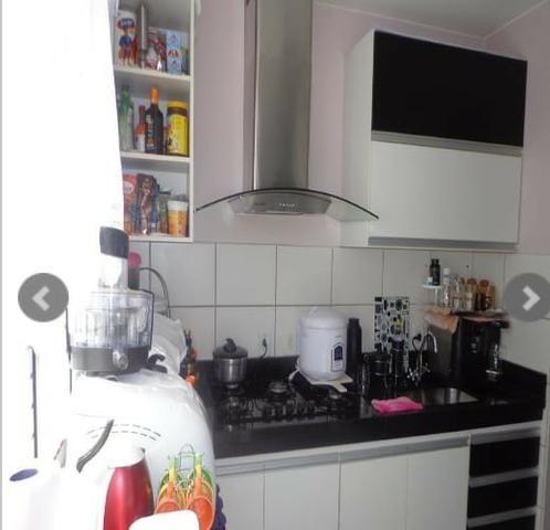 Casa 3 quartos em condomínio fechado QC 14 JD Mangueiral - Foto 5