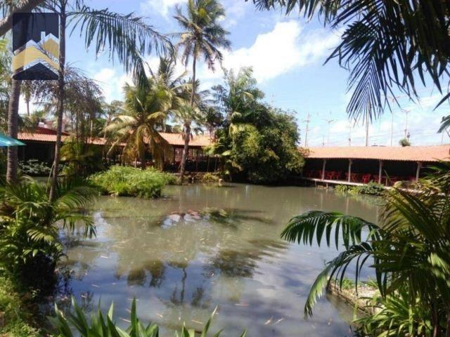CA1559 Restaurante montado, terreno com 3.021m² e 1.600m² construído. Sabiaguaba - Foto 8