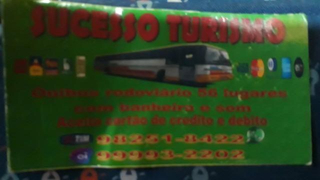 Frete ônibus - Foto 6
