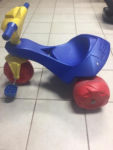 Motoca jetban bebe carrinho