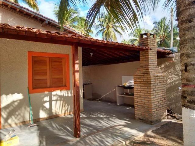 Vendo casa à beira mar (pé na areia) - Foto 10