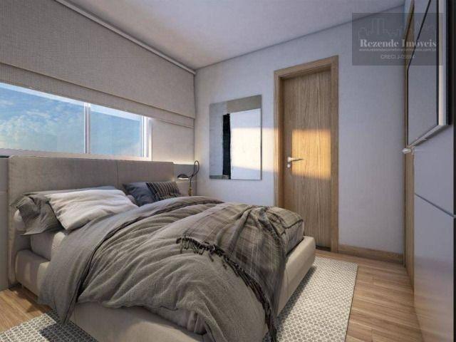 C-AP1645 Apartamento com 2 dorm à venda, 53 m² por R$ 297.900 - Bacacheri - Curitiba/PR - Foto 5