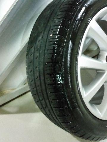 Roda aro 16 com pneus  - Foto 2