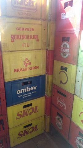 Vasilhames de cerveja 600