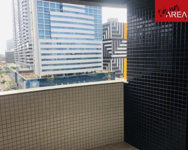 Apartamento no Stiep, Condomínio Mares do Sul - Área Imobiliária - Foto 5