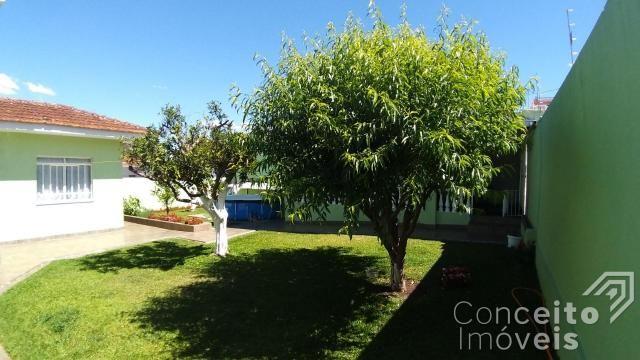 Casa à venda com 3 dormitórios em Jardim carvalho, Ponta grossa cod:393032.001 - Foto 17