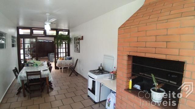 Casa à venda com 3 dormitórios em Jardim carvalho, Ponta grossa cod:393032.001 - Foto 14