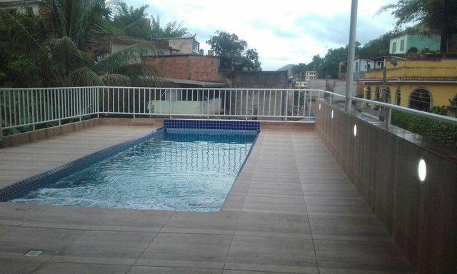 Alugo espaço com piscina na Vila Nova