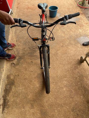 Bicicleta nova 18 Machas  - Foto 4