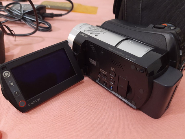 Filmadora Sony HDR SR10 - Foto 3