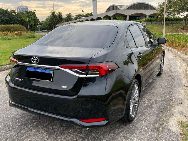 Corolla XEi 2021 BLINDADO - Foto 3