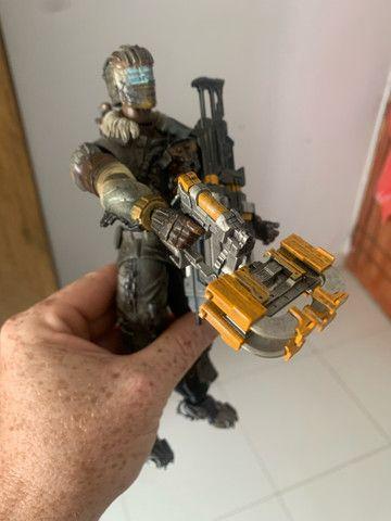 Action figure dead space 3 todo articulado  leia anúncio  - Foto 3