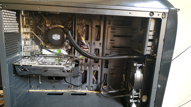 PC Gamer i7 16gb ram ssd 500gb gtx 1050ti 4gb - Foto 3