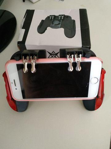 Controle L1/L2 R1/R2 com Cooler (PUBG, FREE FIRE, COD Mobile ) - Foto 2