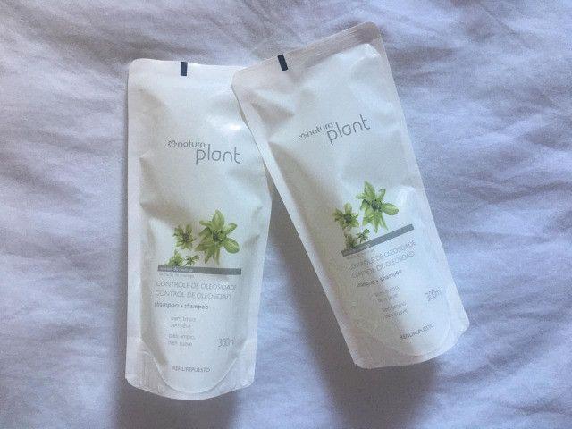 Refil shampoo controle de oleosidade - Natura plant