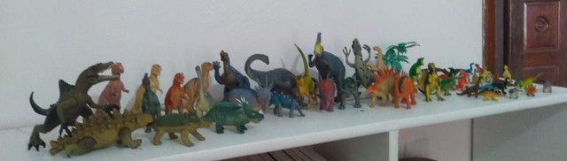 Coleção de dinossauros - Foto 2