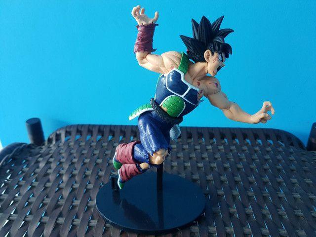Estatua Bardok Dragon Ball  - Foto 2