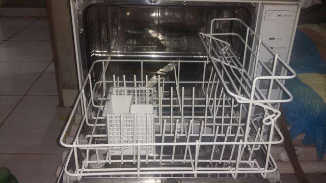 Troco uma lavadoura de louças  - Foto 2
