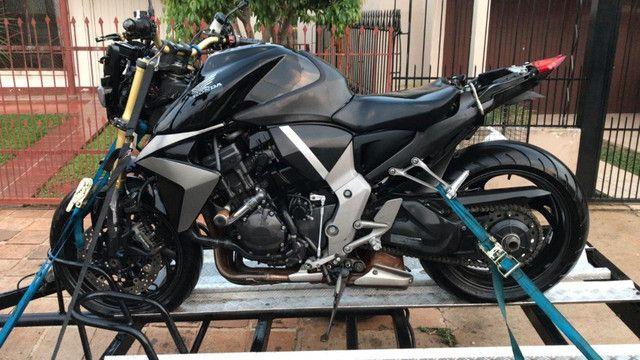 Moto Para Retirada De Peças / Sucata Honda CB 1000 R Ano 2012 CB1000