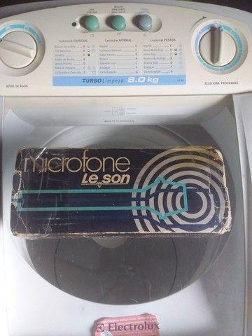 Microfone leson S10 - Foto 2