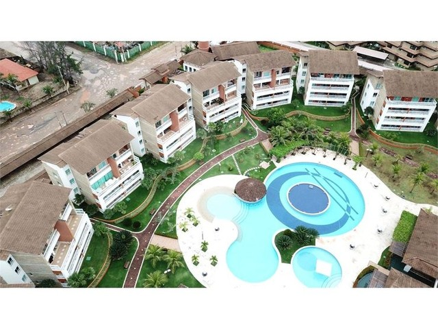 Apartamento à venda com 4 dormitórios em Porto das dunas, Aquiraz cod:31-IM538682 - Foto 2