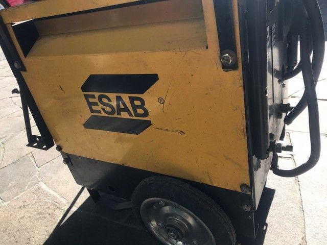 Máquina solda Esab Scandia MIG - Foto 2