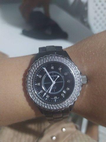 Relógio j12 Chanel - Foto 2