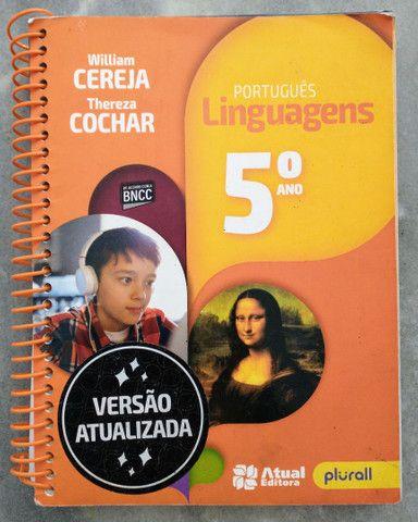 Livro português linguagens 5° ano versão atualizada
