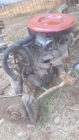 Motor e câmbio Fiat 1050  - Foto 4