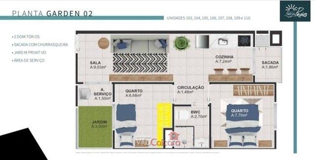 Apartamento no Sertaozinho em Matinhos Parana - Foto 9