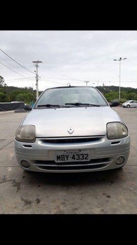 Clio RT 2001 1.0  - Foto 3