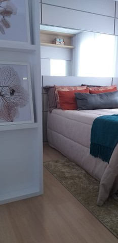 LA- Ato $150 piso Laminado com 02 quartos  - Foto 8