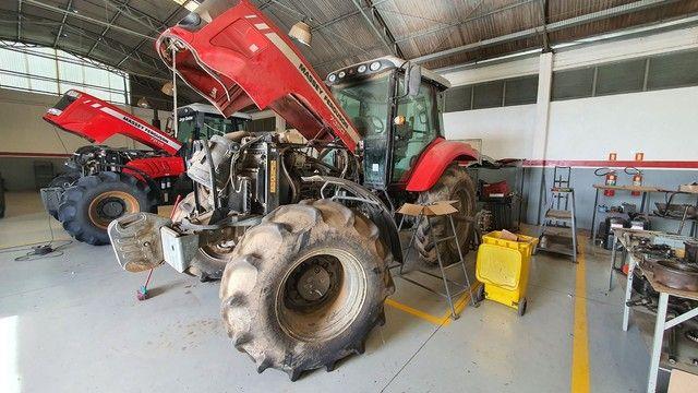 Trator Massey Fergusson 7350 - Foto 4