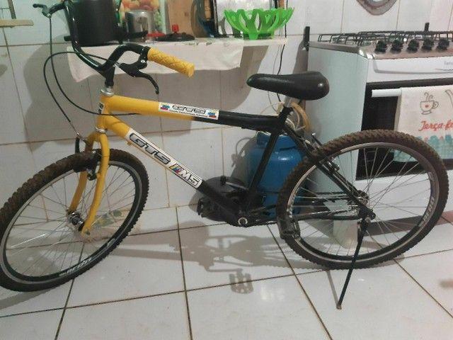 Geladeira, bike, espelho, máquina, centrifuga e painel - Foto 2