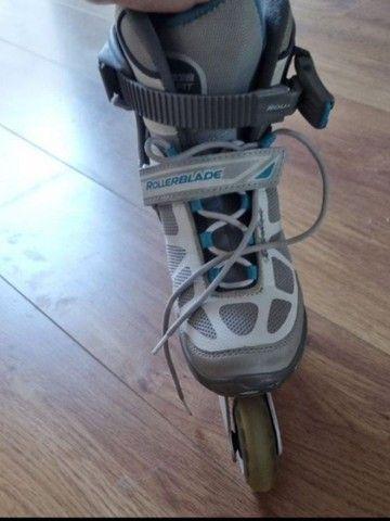 Patins Rollerblade Usado bem conservado