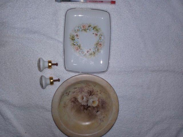 Pratos Porcelana Artesanal e Puchadores Porcelana - Foto 3