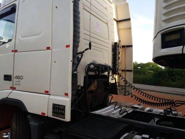 Volvo Fh460 Globetrotter 6x2 Ishift 2012 = Scania 440 - Foto 6