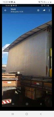Vendo baú frigorífico para caminhão 3x4  - Foto 7