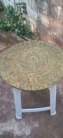 Calendário Asteca Envelhecido