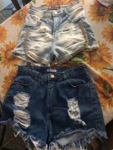 Shorts 10 reais - Foto 3